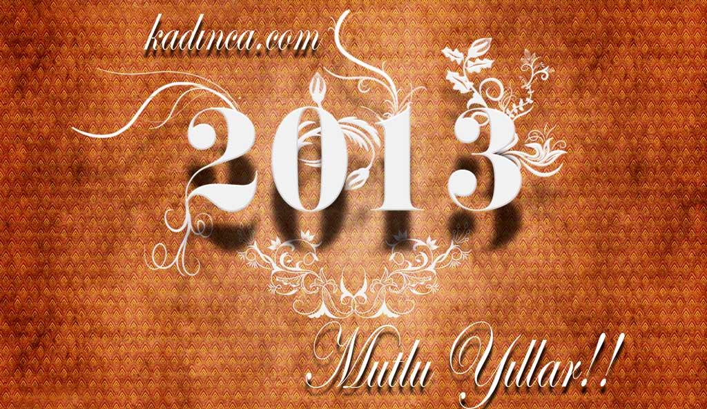 2013 mutlu yıllar
