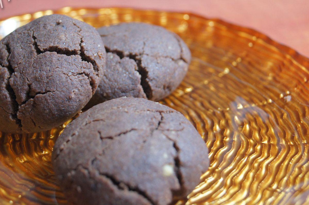 Kakaolu Tahinli Kurabiye Tarifi