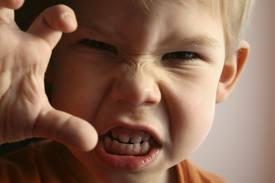 kızgın çocuk